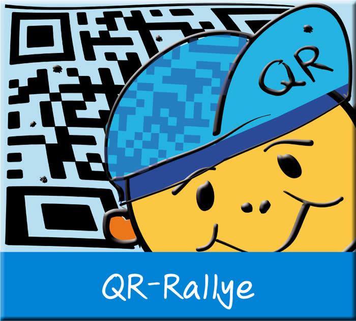 Rallye qr code